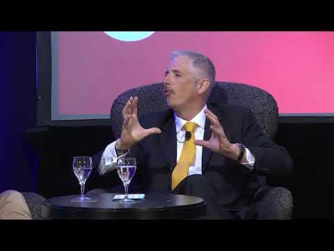 Dirk Müller (Mister Dax) im Gespräch mit Michael Märzheuser beim Hilton Talk