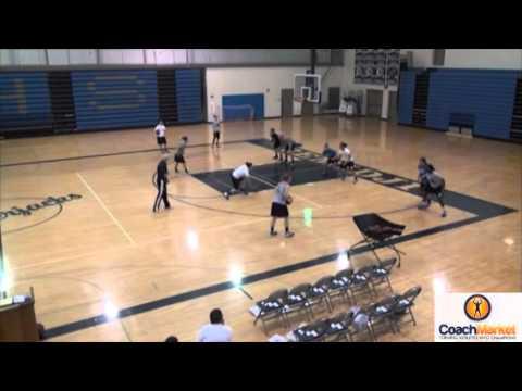 Hustle Drill Jerry Krause www.coachmarket.net  youtube Video