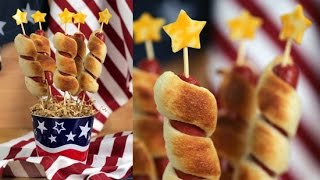 Firecracker Hot Dog Recipe for 4th of July | Eat the Trend