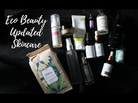 Current Eco Beauty Skincare ft. Activist, Earthwise, H is for Love & More//TheGreenQueen