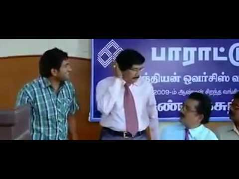 Santhanam comedy   Boss engira Baskaran mp4   YouTube2