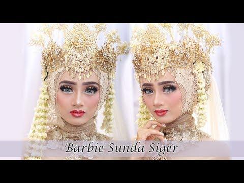 Full Tutorial Makeup Wedding Sunda Siger Muslim 2018