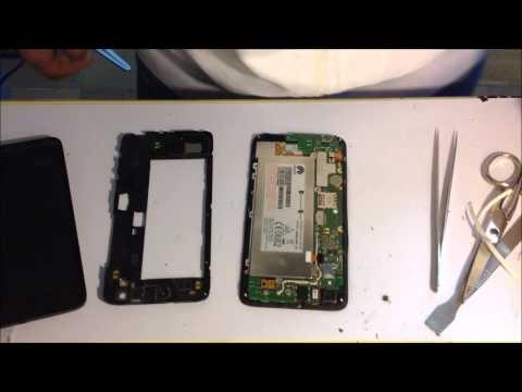 Huawei ascend 620 625 sostituzione batteria repair battery