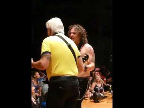 DTL + David Hull, Raymond Tabano, Annie Perry Rattlesnake Medley Sunapee, NH 8.18.18