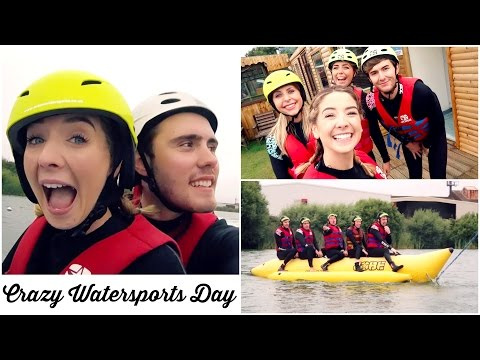 CRAZY WATERSPORTS DAY