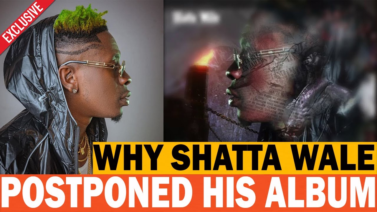 Shatta Wale Finally Explains Why He Postponed His Gift Of God Album To 2021 (WATCH)