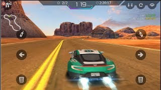 City Racing Lite / 3d Sports Car Racing Games / Android Gameplay #7