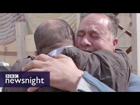 Return to Mosul - BBC Newsnight