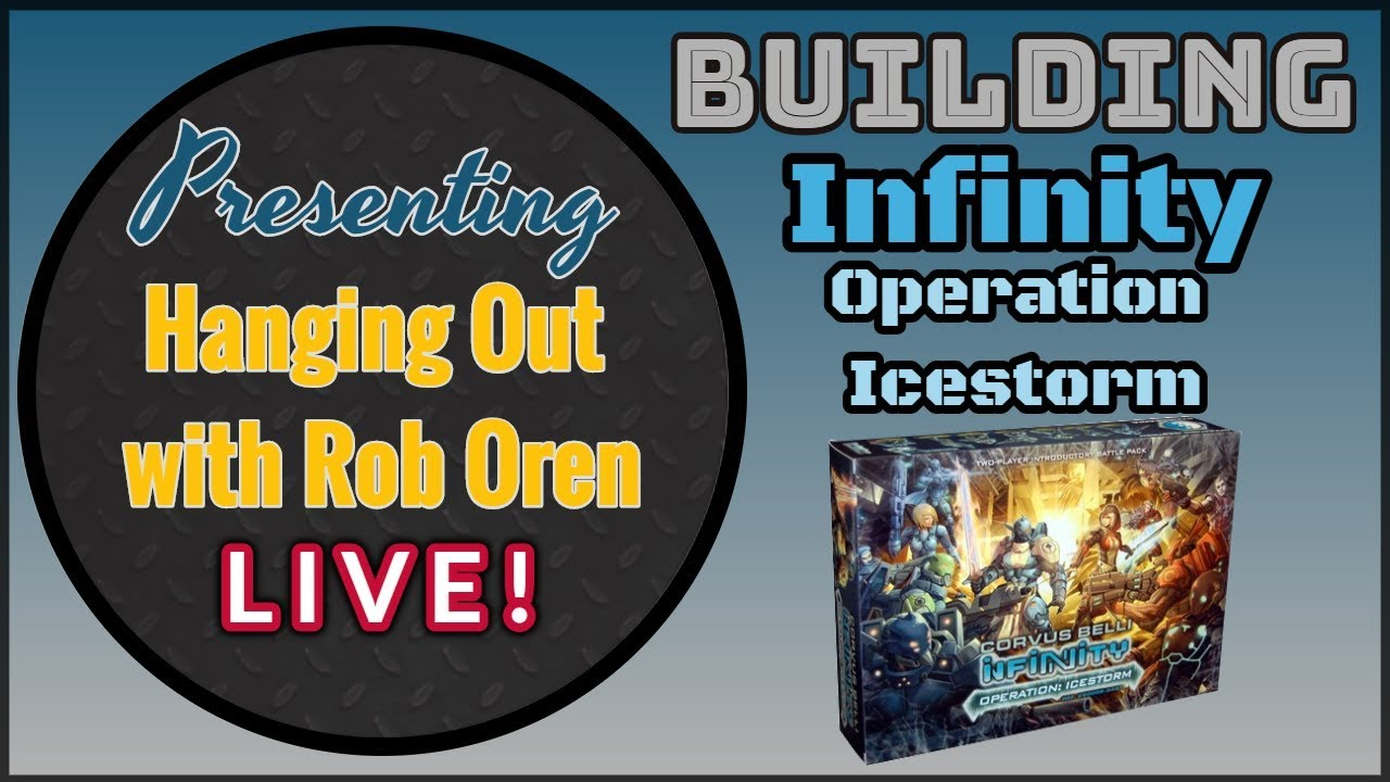 Infinity: Operation Icestorm - Two-Player Introductory