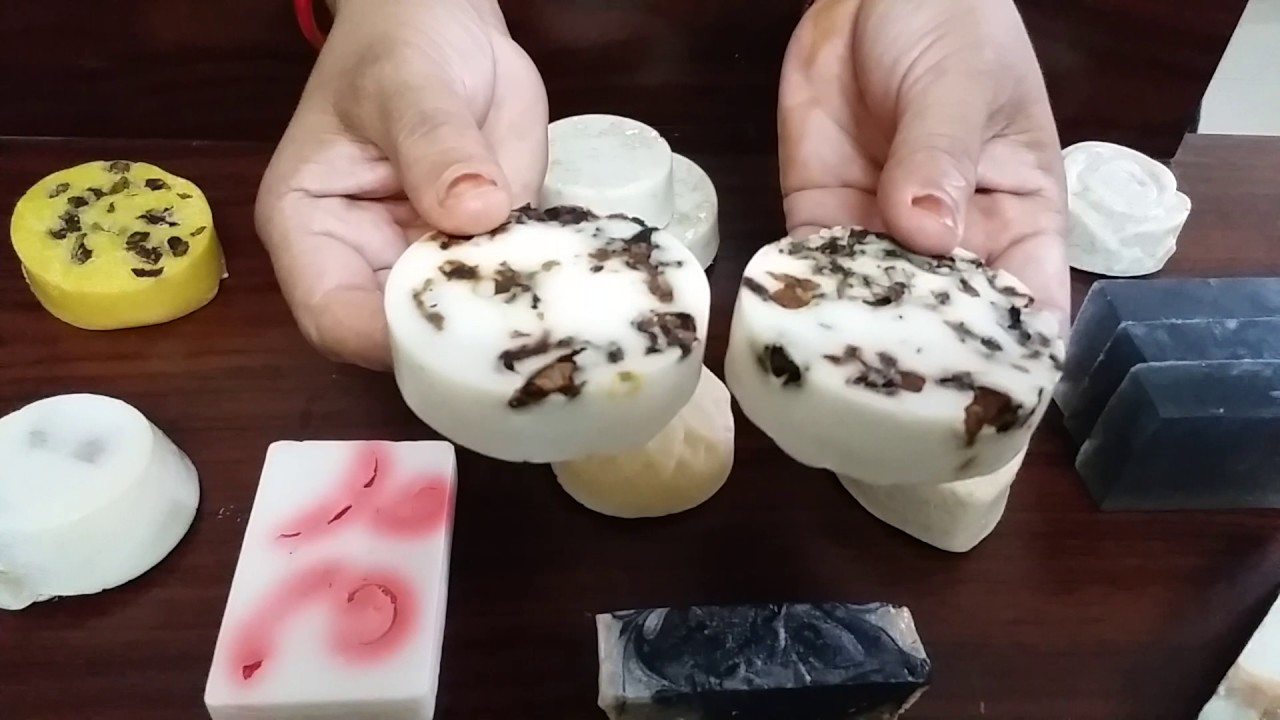 How to make homemade soap 41