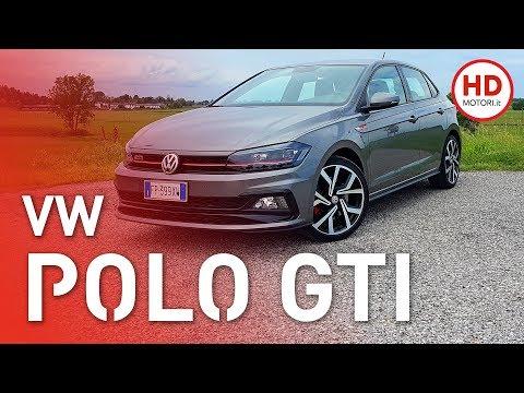 Volkswagen Polo GTi: prova su strada della compatta da 200 CV