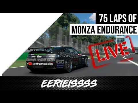 Gran Turismo Sport: 75 Laps Of Monza LIVE thumbnail