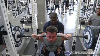 Penn State Football 2014 - Inside Summer Workouts