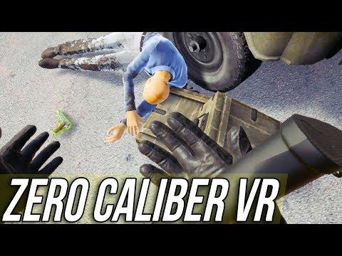 Zero Caliber VR #1 - Right In The Rear | Türkiye VLIP LV