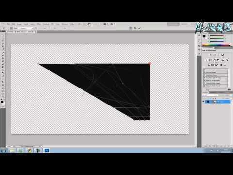 How To Save A Custom Shape As A Brush In Photoshop