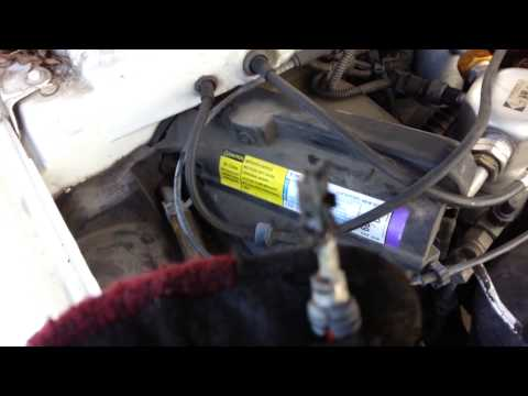 Ford Blower Motor Resistor 2000 Astro Van Blower Motor and Resistor Pack Connector - YouTube