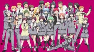 Escape the Assassination Classroom (EXTENDED trailer)