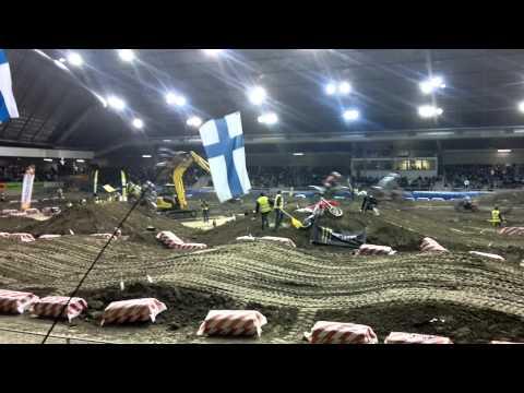 Lahti Supercross 2011 Clip 1/2