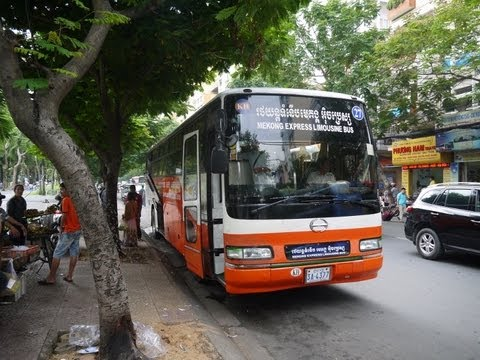 Saigon (Ho Chi Minh City) To Phnom Penh By Bus