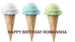 Romansha   Ice Cream & Helado