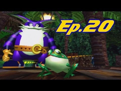 Sonic Adventure DX - Ep. 20 | Big | Barney and Friends