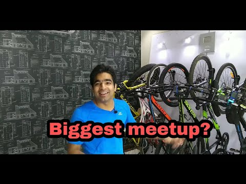 Ride with Me? | meetup?  Saksham Pedal Delhi