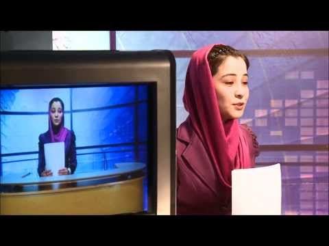 Afghan Web TV Pioneers Seek New Screen Revolution
