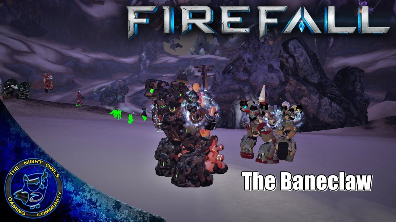Baneclaw - Firefall - YouTube
