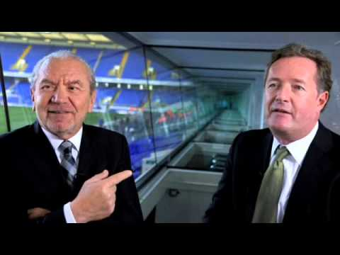 Piers Morgan vs Lord Sugar - talkSPORT Drivetime