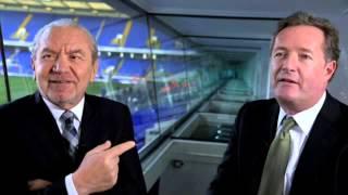 Piers Morgan vs Lord Sugar - talkSPORT Drivetime