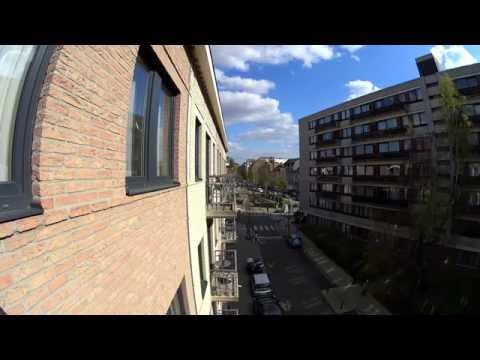 1 hour | A Day in Brussels - Etterbeek - Chaussée de Wavre, Belgium
