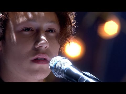 Isaac Waddington - Britain's Got Talent 2015 Final