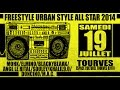 Freestyle Urban Style All Star 2014