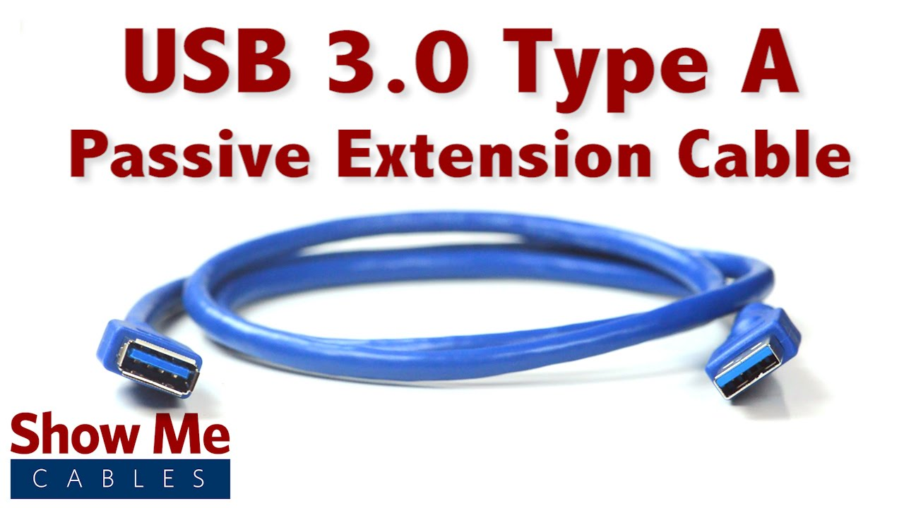 High speed usb 30 a male to a female extension cable 23 205 003 high speed usb 30 a male to a female extension cable 23 205 003 youtube sciox Gallery