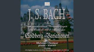Goldberg Variations, BWV 988, Variatio 18. Canone alla Sexta. a 1 Clav.