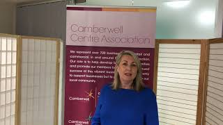 Kerry Daly, Manager, Camberwell Centre Association