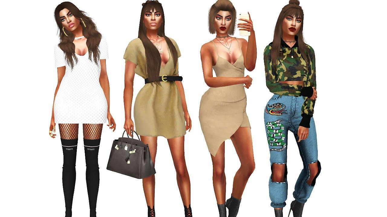 Скачать Мода для Симс 4