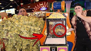 5 Years Of Hacking Arcade System At Chuck E Cheese, How To Get Jackpot Every Time!