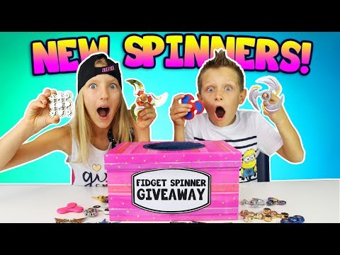 NEW SPINNERS!!!!! thumbnail