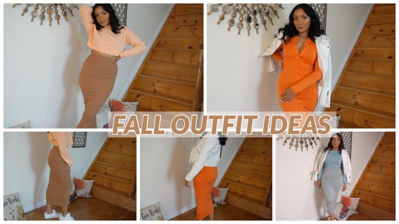 [VIDEO] – Fall Outfit Ideas