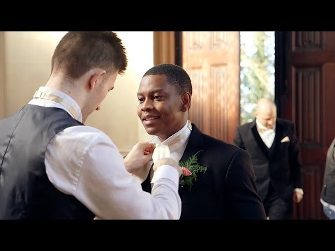 Karen and Cormac | Ramster Hall, Surrey | St Michaels, Farnborough | W4 Wedding Films
