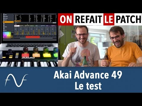 Akai Advance 49 - TEST