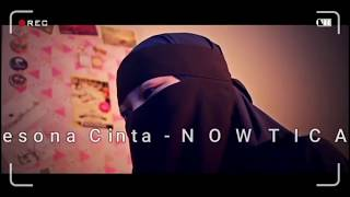 Video Pesona Cinta - Nowtica (Official Lyric Video) download MP3, 3GP, MP4, WEBM, AVI, FLV Juli 2018