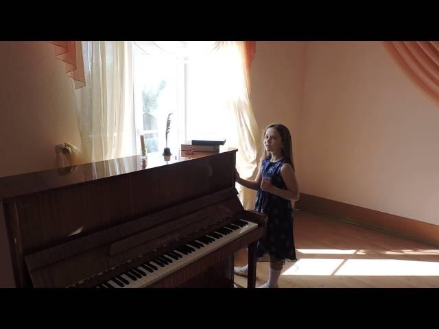 Евгения Жидкова читает произведение «26-е мая» (Бунин Иван Алексеевич)
