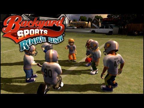 Backyard Football - To The Gridiron!!