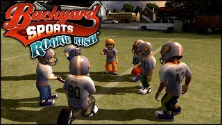 Backyard Football - To the Gridiron!!