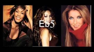 Whitney Houston vs. Mariah Carey vs. Celine Dion (Studio Note By Note)