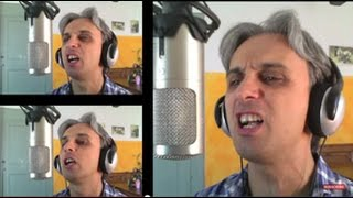 How to sing Drive My Car Vocal Harmony Beatles Tutorial Harmonies