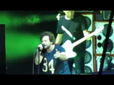 I believe in miracles Pearl Jam Berlin 26.06.2014