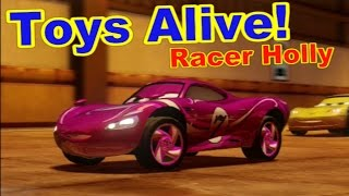Cars 2: The video Game - Racer Holly - Pipeline Sprint Race